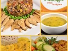 Foto do produto Kit Lacto Vegetariano - 5 pratos