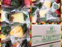 Foto do produto Kit 30 sachês de frutas para SUCOS DETOX