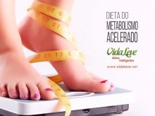 Foto do produto DIETA DO METABOLISMO ACELERADO 7 DIAS